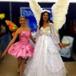sugar plum fairy and serenite angel